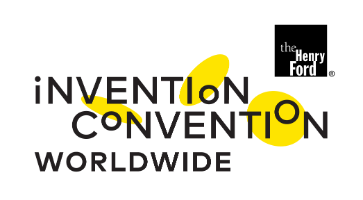 Invention Convention logo presented by Stanley Black & Decker
